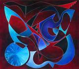 2008-13 Acryl Leinwand (70x80 cm)