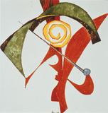 1970-15 Edding Papier (50x46 cm)