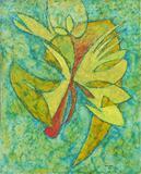 2020-14 Acryl Holzspanplatte (82x66 cm)
