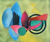 2015-05 Acrylspray Acrylplatte (45x50 cm)
