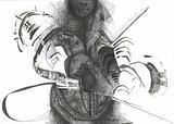 2013-09 Zeichnung Nr 1980-187 (1989) Tinte (21x30 cm)