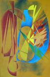 2009-07 Acryl Leinwand (200x130 cm)