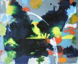 2011-11 MT Mischtechnik und Öl Acryl Transparentpapier (50x60 cm)