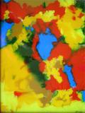 2013-03 MA Öl Acrylplatte (68x51 cm) Hinterglasbild