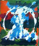 2012-02 ML Öl Acryl Leinwand (63x54 cm)