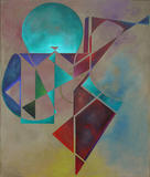 2009-06 Acryl Leinwand (120x100 cm)