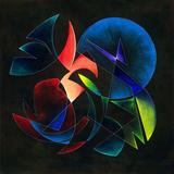 2008-09 Acryl Leinwand (100x100 cm)