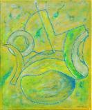 2019-07 Acrylspray Leinwand (60x50 cm)