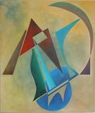 2010-15 Acryl Leinwand (120x100 cm)