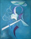 2011-02 Acryl Leinwand (50x40 cm)