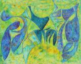 2020-09 Acryl Leinwand (80x100 cm)