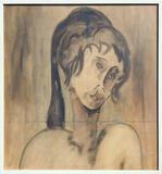 1960-11 Wasserfarbe Papier (56x52 cm)