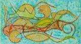 2020-20 Acryl Leinwand (27x49 cm)