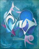 2011-05 Acryl Leinwand (50x40 cm)