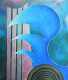 2012-04 Acryl Leinwand (120x100 cm)