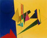 1980-09 Acryl Leinwand (50x60 cm)
