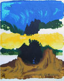 2012-08 MP Öl Papier (64x51 cm)