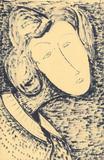 1960-59 Filzstift (29x19 cm)