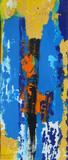 2020-30 MP Öl Papier (52x22 cm)