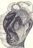 1960-42 Filzstift (28x19 cm)