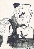 1960-36 Tinte (15x11 cm)