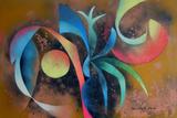2016-06 Acrylspray Holzspanplatte (60x90 cm)