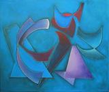 2010-13 Acryl Leinwand (50x60 cm)