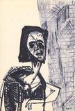 1960-61 Filzstift (29x20 cm)
