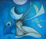 2012-01 Acryl MDF-Platte (130x150 cm)