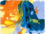 2009-03 MP Öl Papier (30x40 cm)
