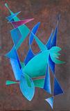 2008-02 Acryl Leinwand (80x50 cm)
