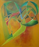 2009-03 Acryl Leinwand (120x100 cm)