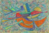 2020-19 Acryl Leinwand (70x101 cm)