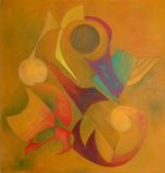 2010-09 Acryl Leinwand (110x100 cm)