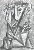 1960-40 Bleistift (29x20 cm)