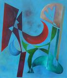 2009-05 Acryl Leinwand (120x100 cm)