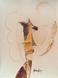 1960-01 Wasserfarbe Papier (40x30 cm)