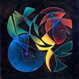 2007-04 Acryl Leinwand (50x50 cm)