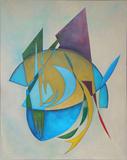2010-01 Acryl Leinwand (100x80 cm)
