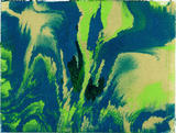 2009-02 MP Öl Papier (30x40 cm)
