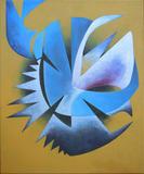 2012-07 Acryl Leinwand (60x50 cm)