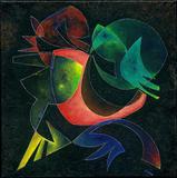 2007-01 Acryl Leinwand (50x50 cm)