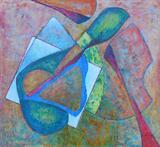 2020-21 Acryl Leinwand (73x67 cm)