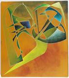 2009-01 Acryl Leinwand (45x40 cm)