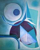2011-04 Acryl Leinwand (50x40 cm)