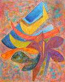 2021-04 Acryl Leinwand (100x80 cm)