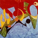 1970-17 Edding Papier (46x50 cm)
