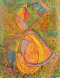 2021-03 Acryl Holzspanplatte (72x56 cm)