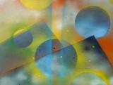 2012-10 Acryl Aluminiumblech (50x60 cm)