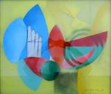 2015-04 Acrylspray Acrylplatte (45x50 cm)